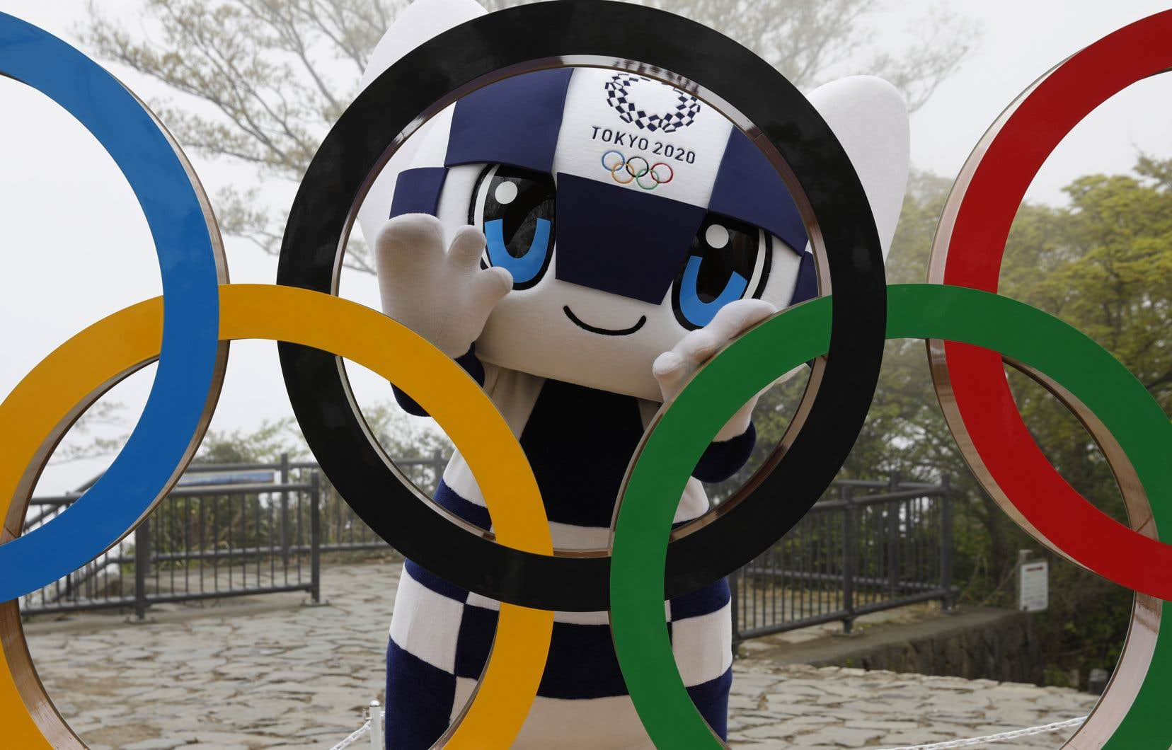 Les préparatifs olympiques vont bon train.