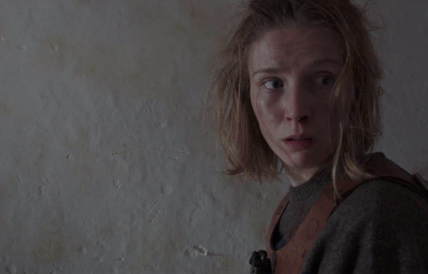 Le film «Caveat»relève dans l'ensemble davantage de l'angoisse sourde et du mystère que de l'horreur pure.