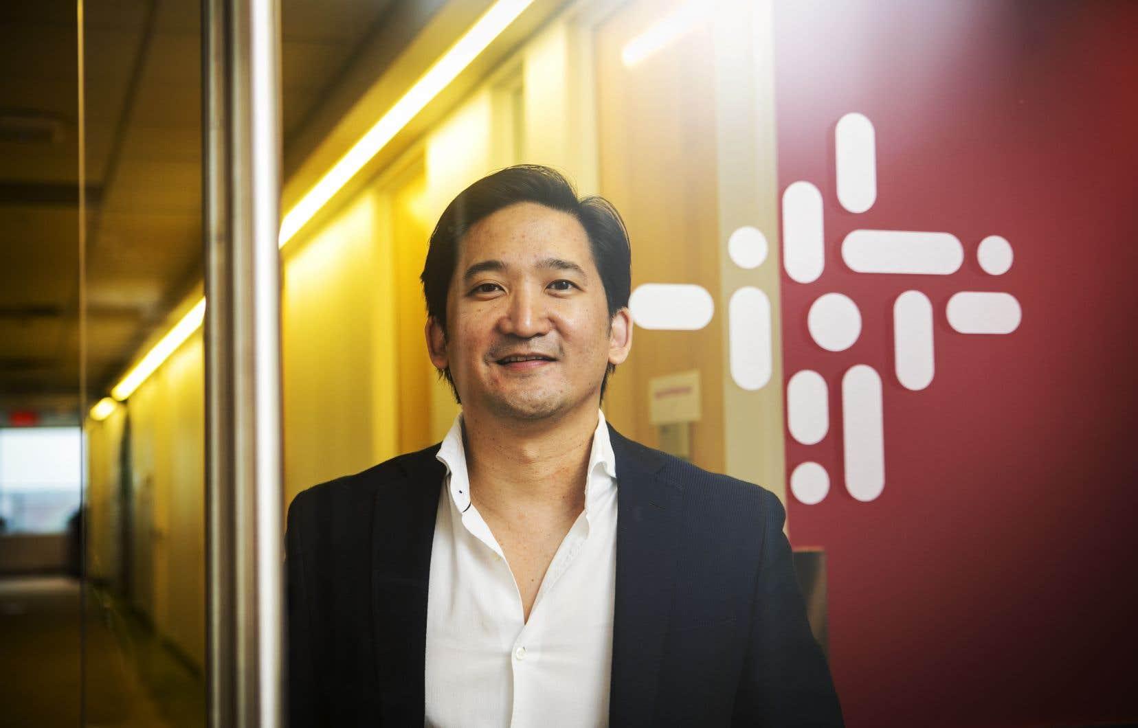 Le nouveau p.-d.g. d'Organon Canada, Michael Casia, est d'avis que son entreprise est «la plus importante» société pharmaceutique qui se spécialise en produits de santé pour femmes sur le marché international.