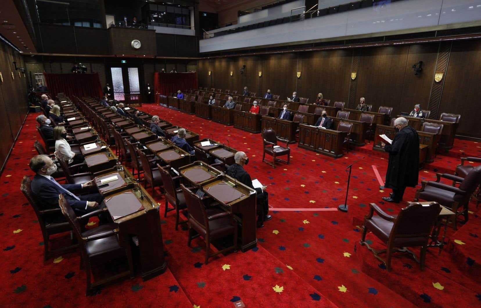 Le projet de loi C-5a obtenu la sanction royale après avoir été adopté à l'unanimité jeudi par le Sénat.