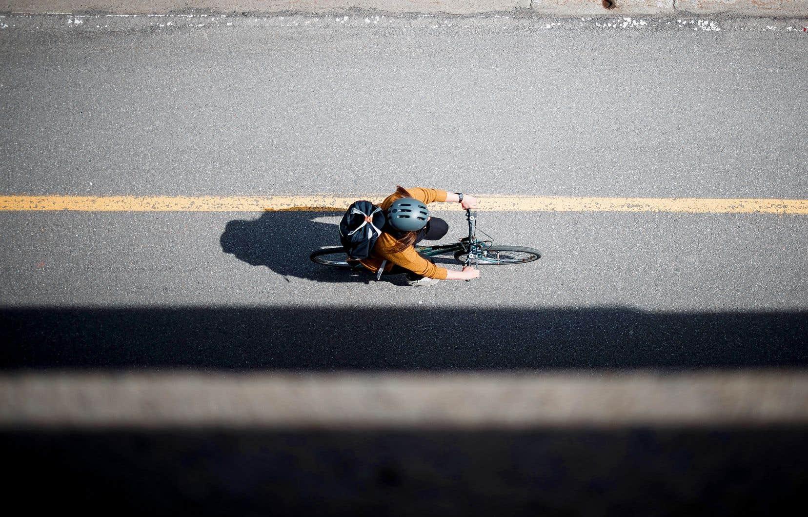 L'an dernier, la Ville de Montréal a ajouté 34 kilomètres de voies cyclables permanentes pour atteindre un total de 1001km.