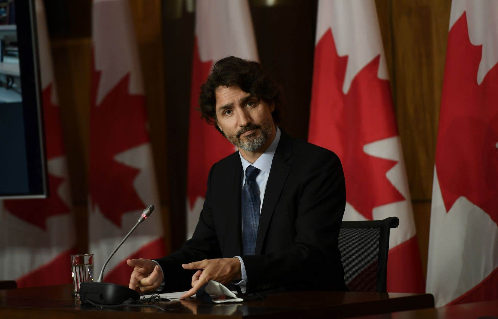 Trudeau assure que son appel aux catholiques n'est pas une manière de se défiler au moment où les communautés autochtones reprochent à son gouvernement le peu d'actions concrètes dans ce dossier.