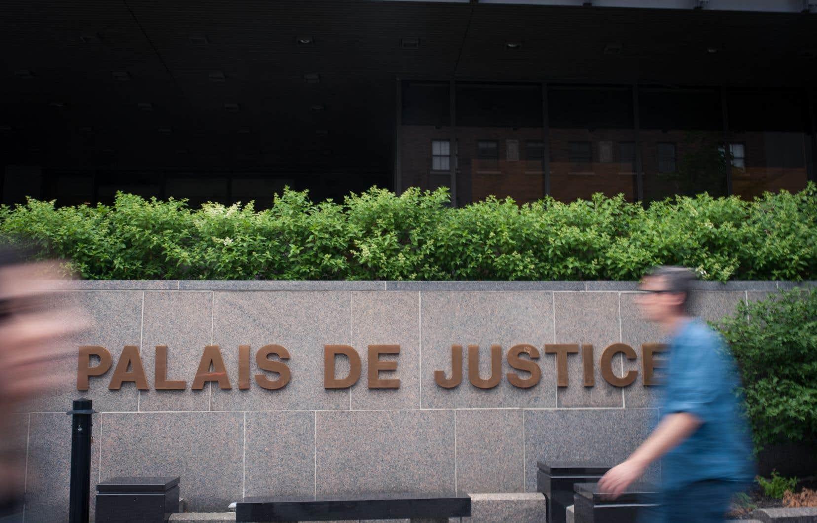 Le juge Sylvain Lussier de la Cour supérieure du Québec est intervenu à plusieurs reprises durant l'audience pour rappeler que le fait d'intenter une procédure judiciaire s'accompagne pour tout plaignant d'un lot d'inconvénients.