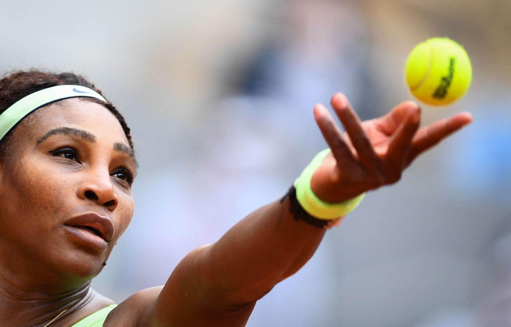Serena Williams tente encore une fois d'égaler le record d'un 24e titre en Grand Chelem.