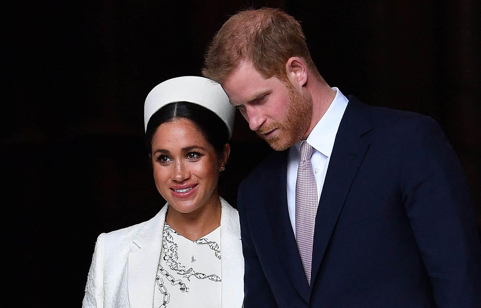 Lilibet Diana est le deuxième enfant du prince Harry et son épouse Meghan Markle.