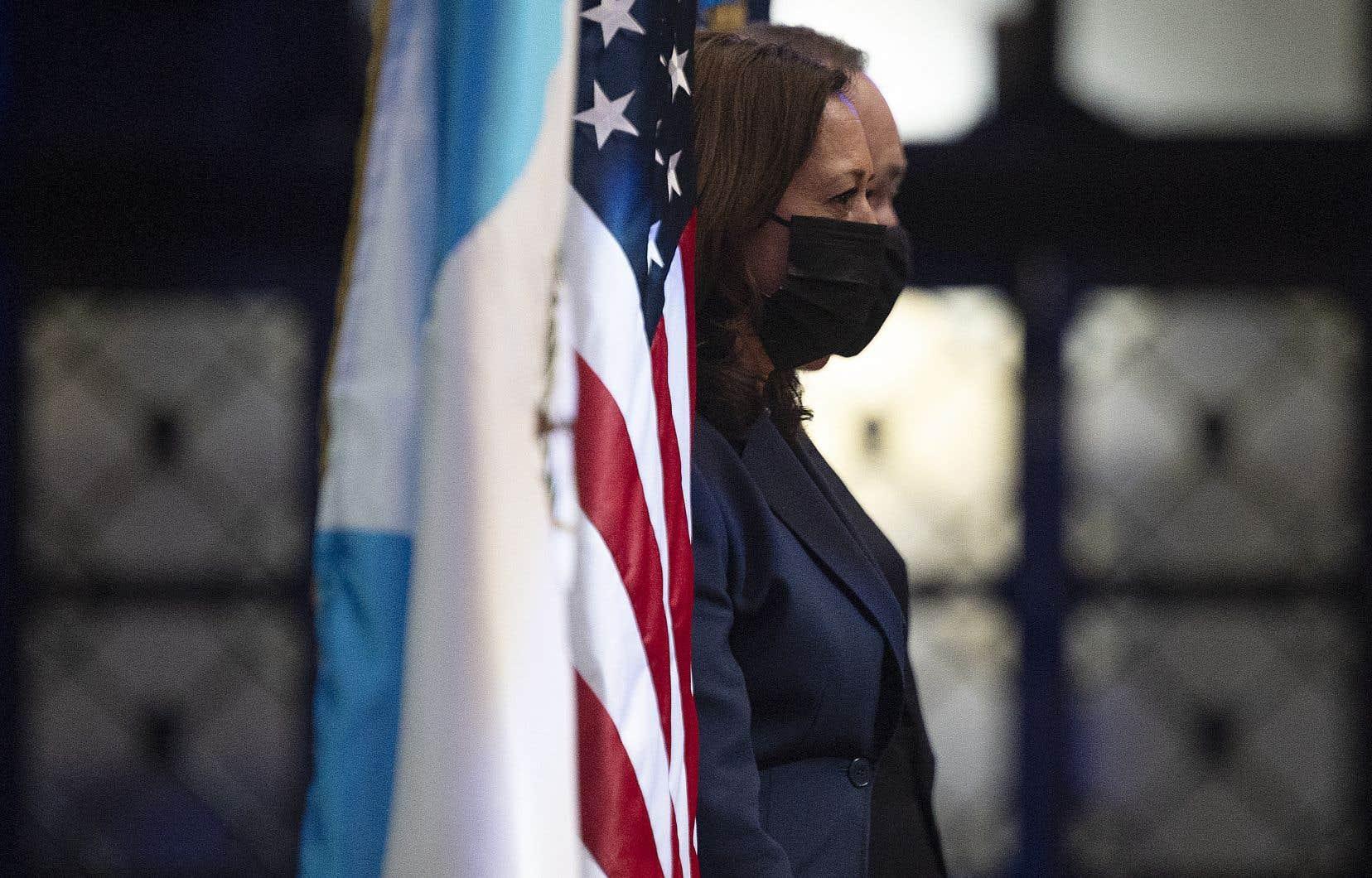 Lundi au Guatemala puis mardi au Mexique, la numéro deux du gouvernement américain a été épinglée pour de petites phrases qui ont éclipsé, au moins dans les médias conservateurs, l'objectif principal de son voyage: se pencher en «priorité» sur les causes de la crise migratoire.