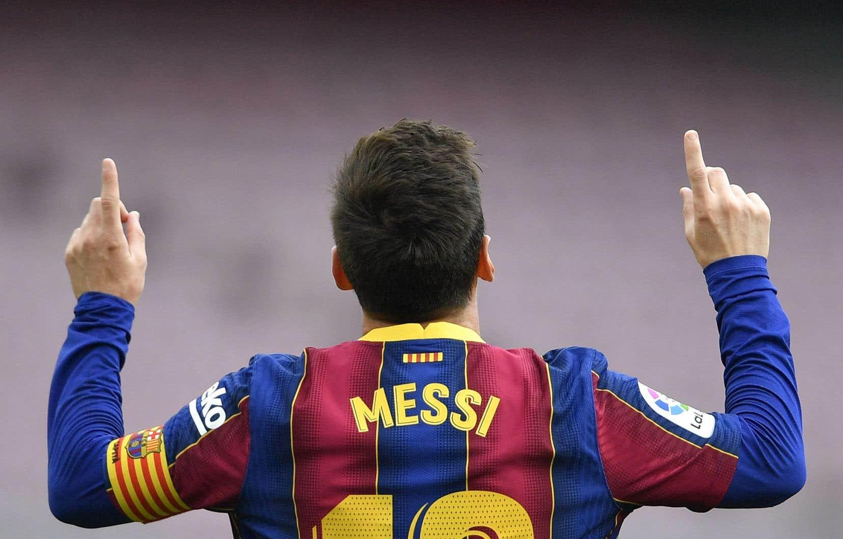 Le contrat actuel de Messi avec le FC Barcelone se termine fin juin, ce qui donne lieu aux hypothèses les plus folles sur l'avenir du joueur de 33ans.