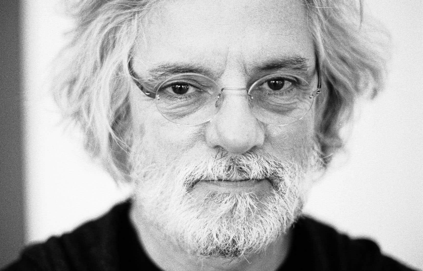 Le cinéaste François Girard