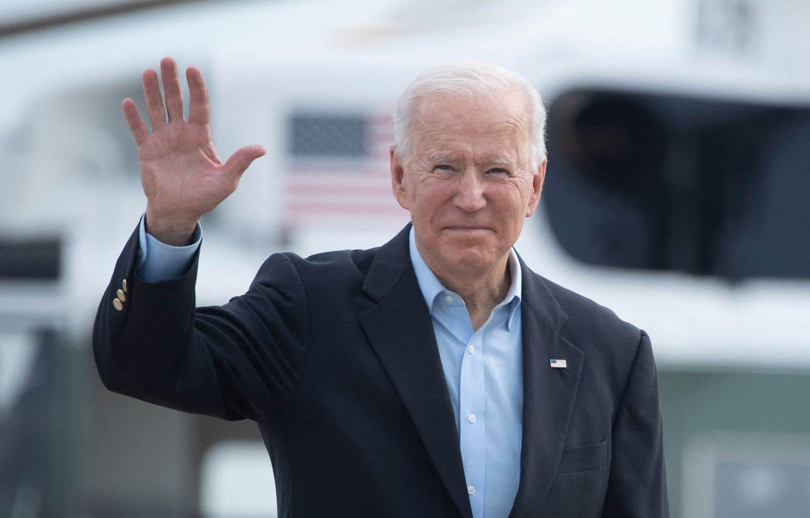 L'arrivée de Joe Biden à la Maison-Blanche a aidé les États-Unis à redorer leur blason sur la scène internationale, selon un sondage mené dans 16 pays.