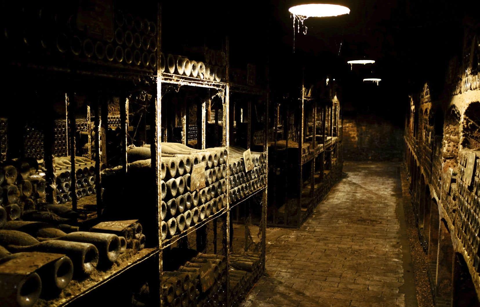 Donner du temps au vin n'est pas un luxe.