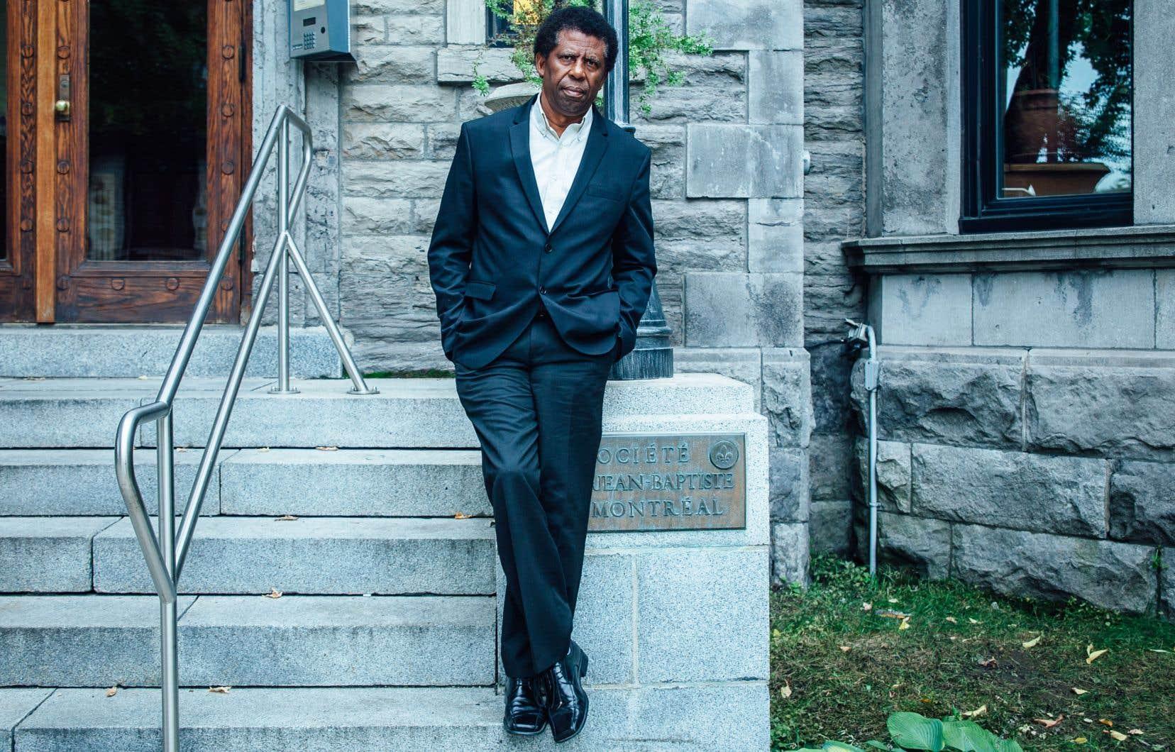 Le racisme aux États-Unis, où Dany Laferrière (photo) a vécu 15 ans, a justifié l'esclavage. C'est ce qui a assis et alimenté l'exploitation économique d'hommes et de femmes par d'autres. C'est ce qui a installé la violence raciale qui persiste aujourd'hui.