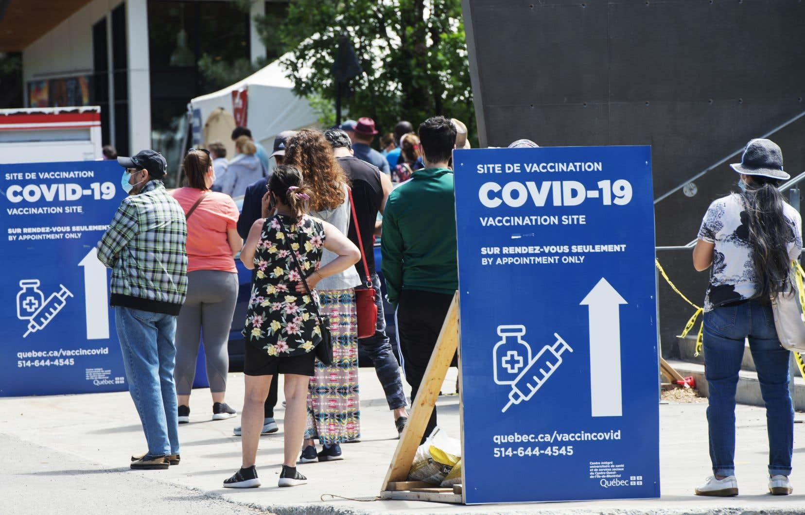 Un total de103610 doses de vaccin ont été administrées dans les dernières 24heures.