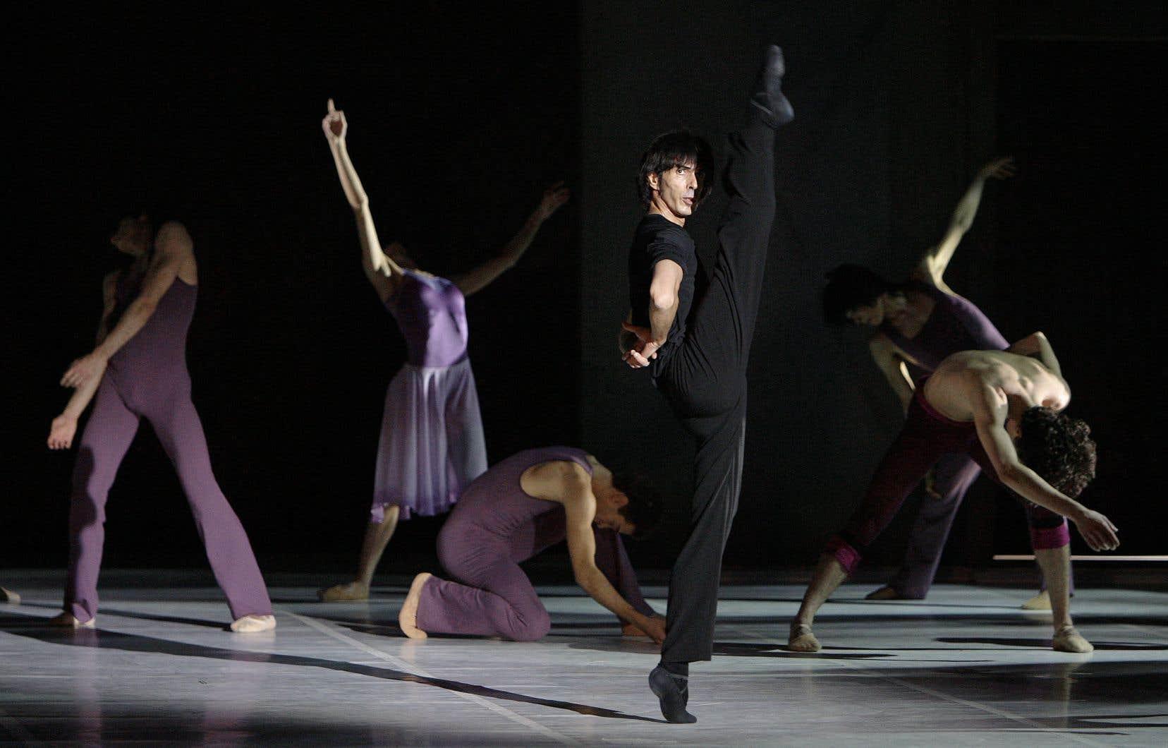 Le directeur artistique du ballet, Gil Roman, est visé par des accusations de harcèlement psychologique.