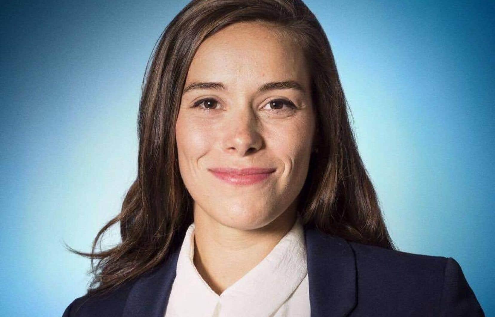 Le mois dernier, Laurence Lavigne Lalonde avait fait savoir qu'elle ne solliciterait pas un autre mandat comme conseillère deMaisonneuve–Longue-Pointe, qu'elle représente depuis 2013.