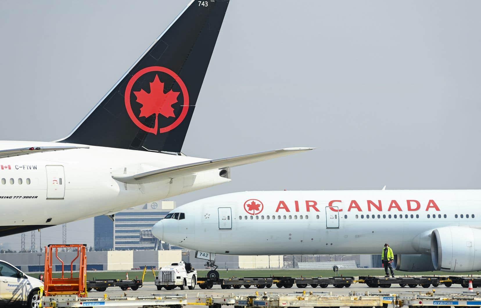 L'agence affirme avoir reçu plus de 6000 plaintes liées au remboursement des billets depuis le 1ermars 2020 et dit qu'elle a informé Air Canada à plusieurs reprises au cours de la dernière année de son opinion que la position de la compagnie aérienne «était sans fondement».