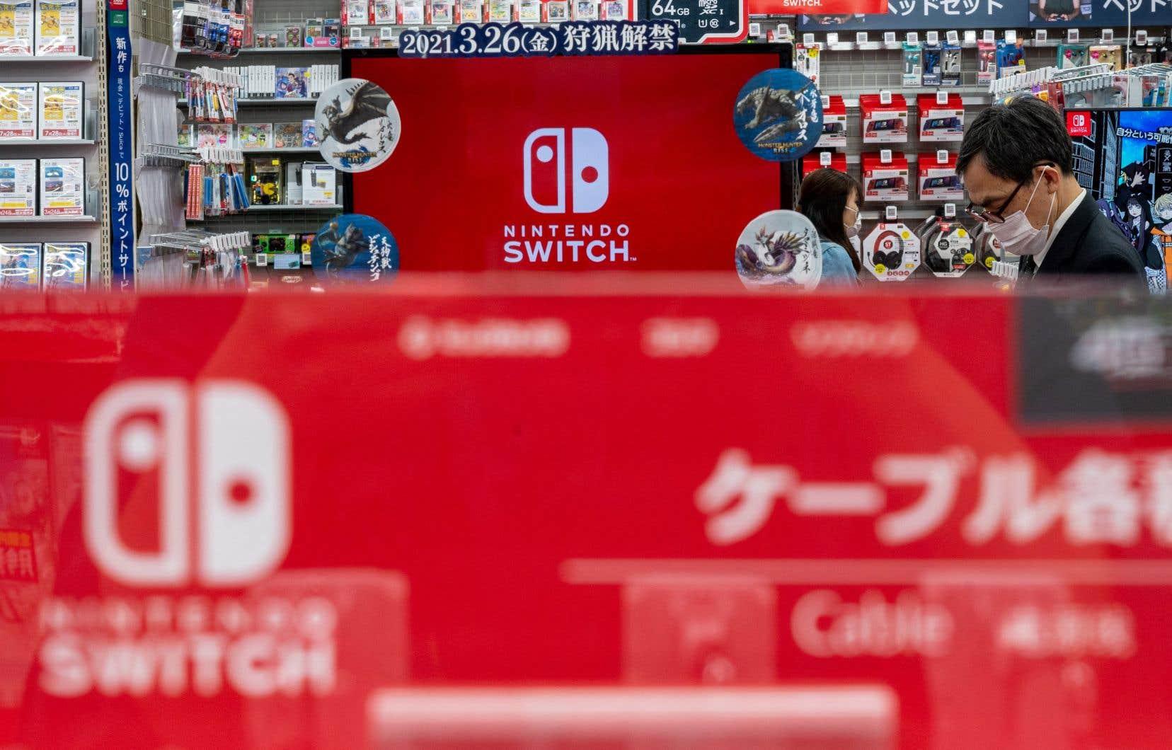 Les fans attendent notamment une nouvelle version plus puissante et offrant de meilleurs graphismes de la Switch.
