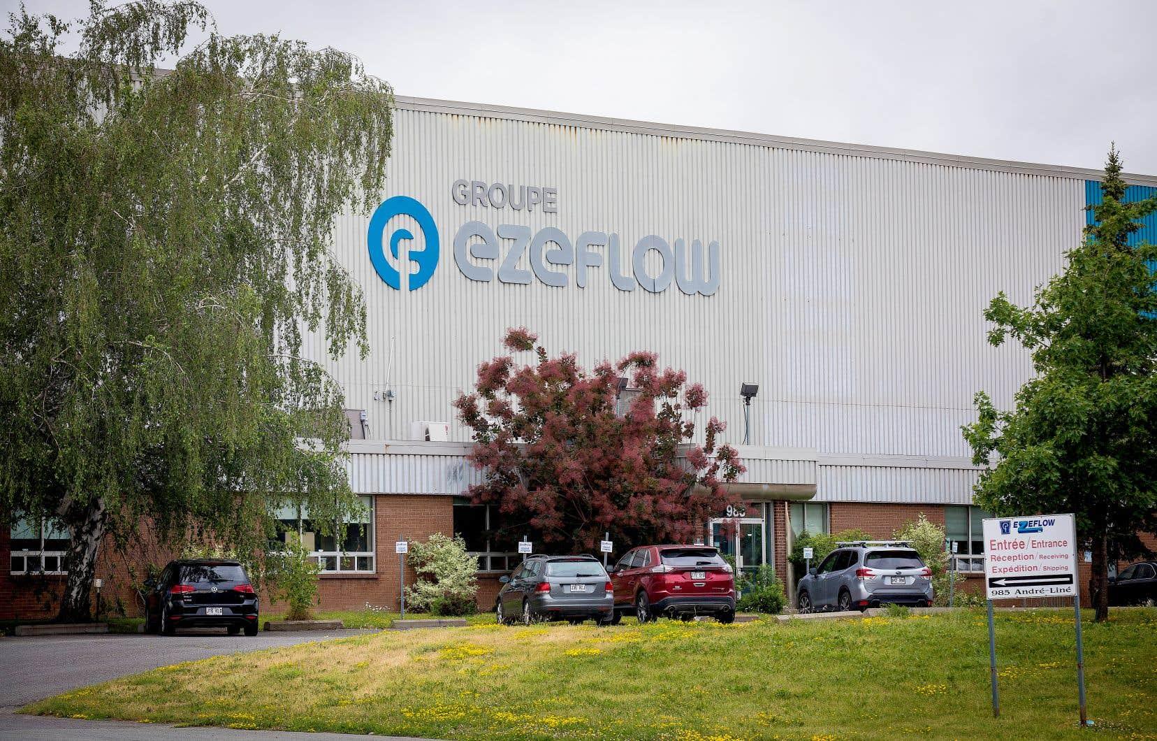 La compagnie Ezeflow a reconnu sa part de responsabilité dans l'accident de Marcos Gonzales.