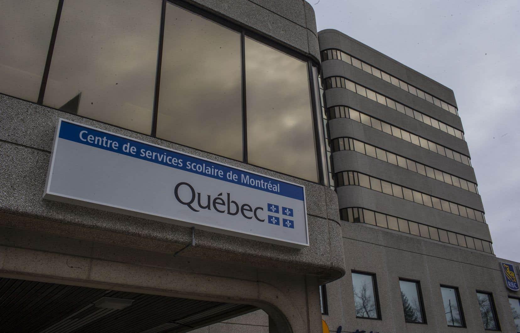 En janvier dernier, Québec a dû amorcer des vérifications auprès du CSSDM à la suite d'allégations «de graves manquements éthiques et déontologiques» au sein du conseil d'administration.