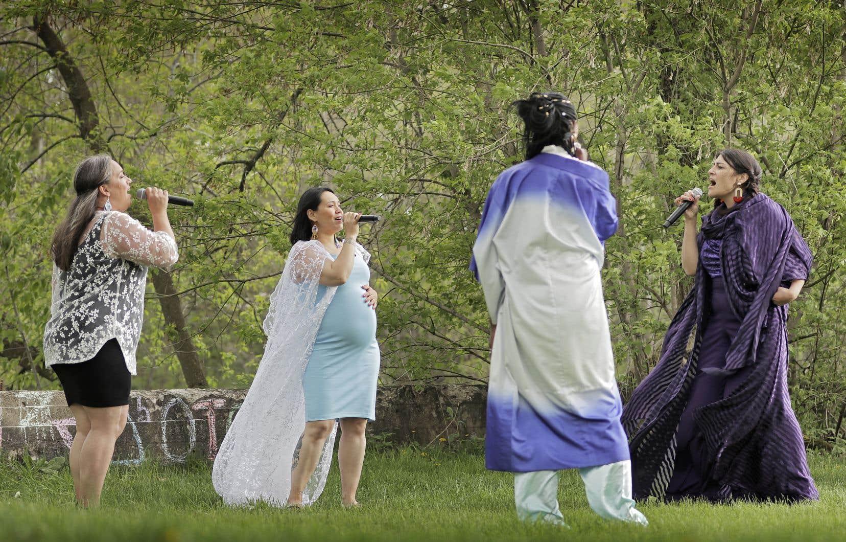 «Le grand solstice», le 21juin, une célébration des peuples autochtones