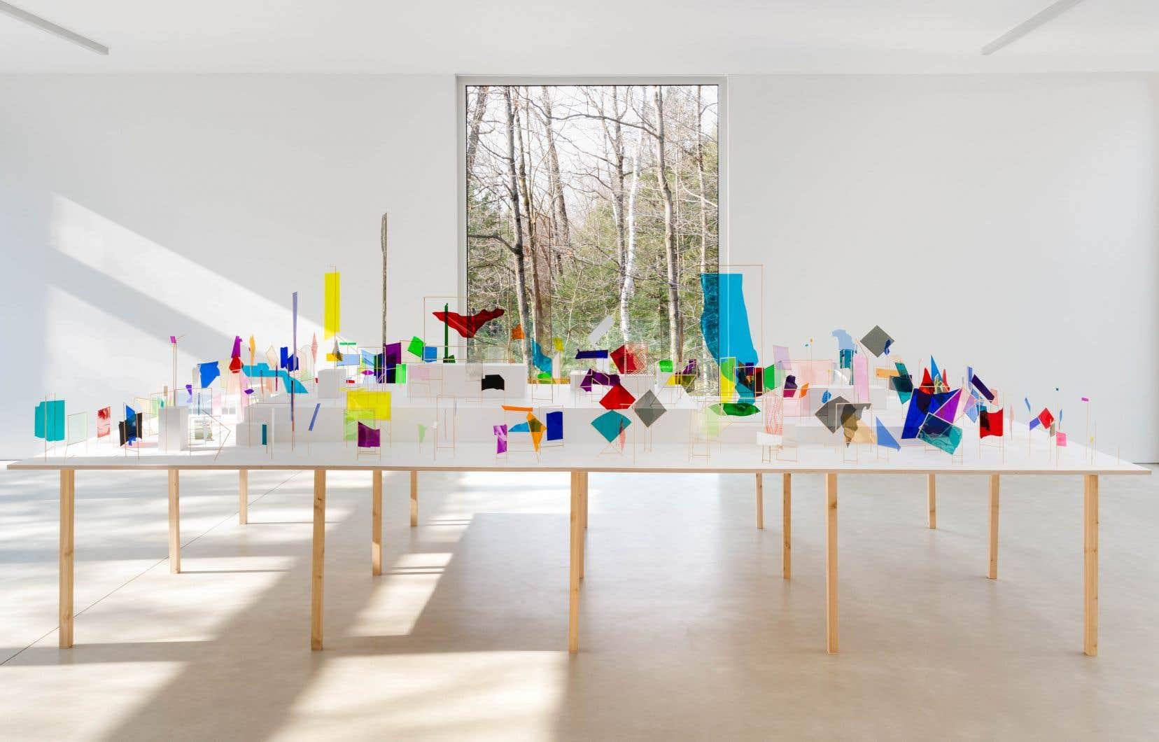 Richard Ibghy Marilou Lemmens, «La grande appropriation», 2020-en cours