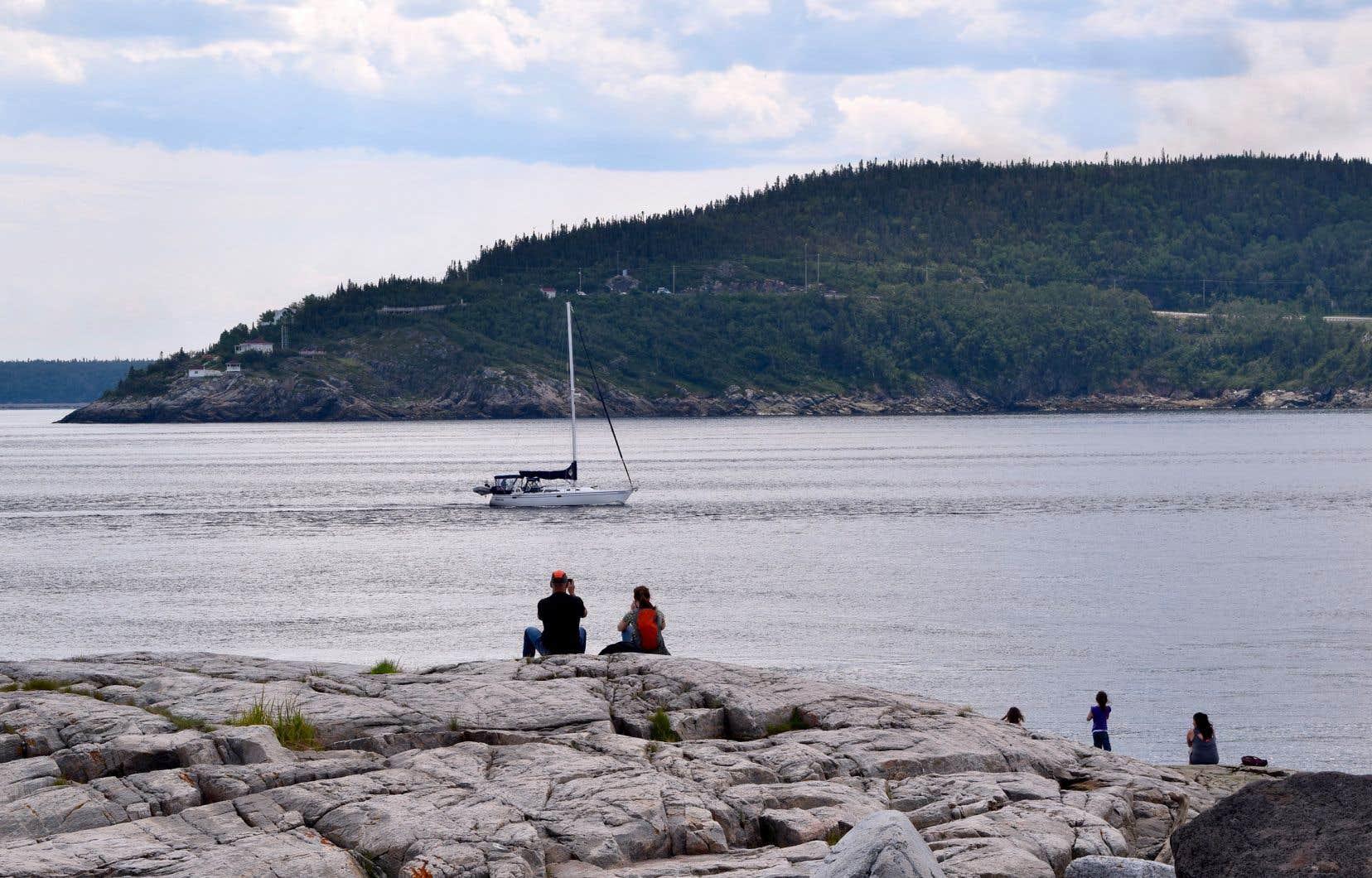 Parcs Canada, le ministère du Tourisme du Québec et la municipalité de Tadoussac s'inquiètent des conséquences de GNL Québec sur l'image de marque touristique du fjord du Saguenay.