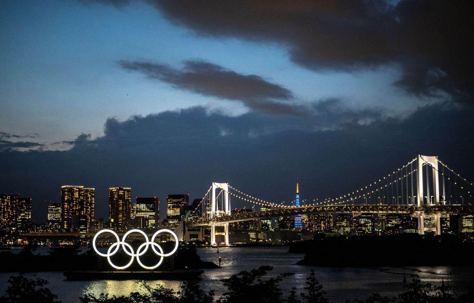 Les organisateurs ont fixé une limite de 50% de la capacité — jusqu'à un maximum de 10 000 spectateurs — pour chaque site olympique.
