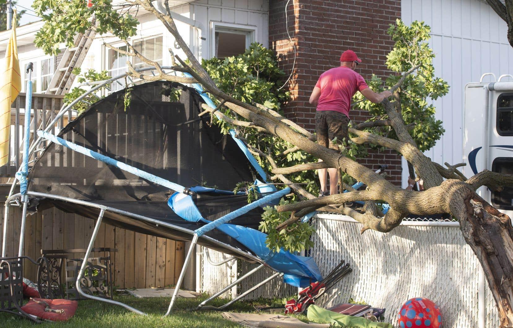 Les spécialistes devront se rendre sur les lieux pour constater les dégâts, ce qui devrait être fait dans les prochains jours.