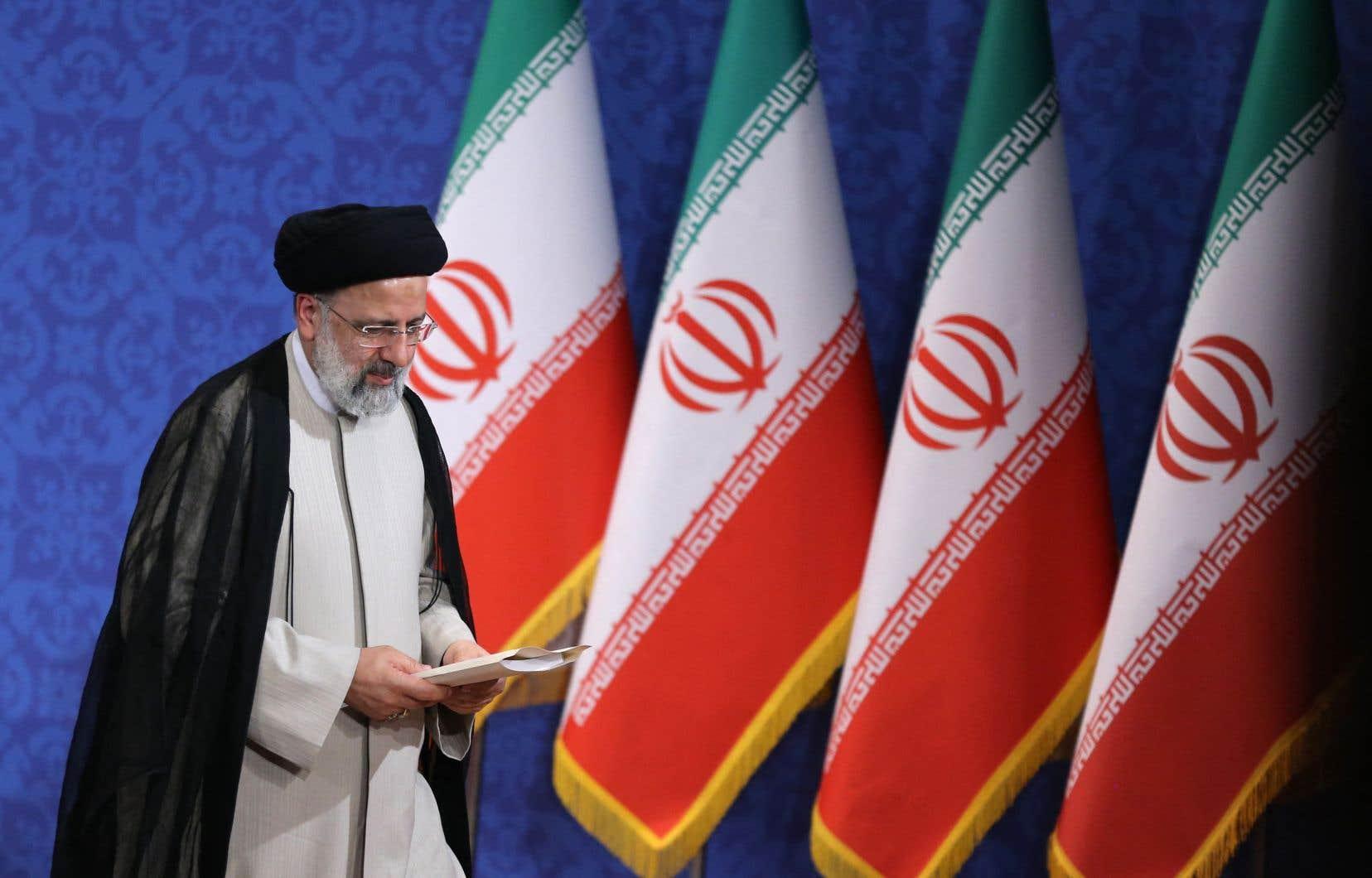 L'arrivée d'Ebrahim Raïssi à la tête de l'exécutif iranien est loin de rassurer les militants pour la démocratie en Iran.