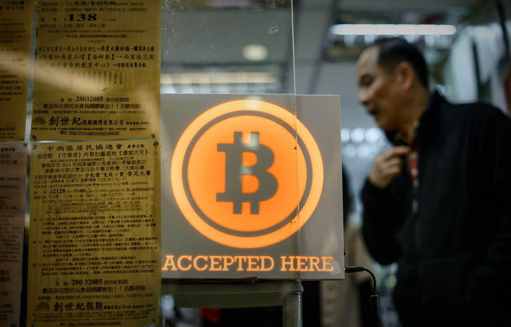 Lundi, le bitcoin perdait de nouveau près de 9% après que Pékin a décidé de couper le courant aux entreprises spécialisées dans le minage de cette monnaie virtuelle.