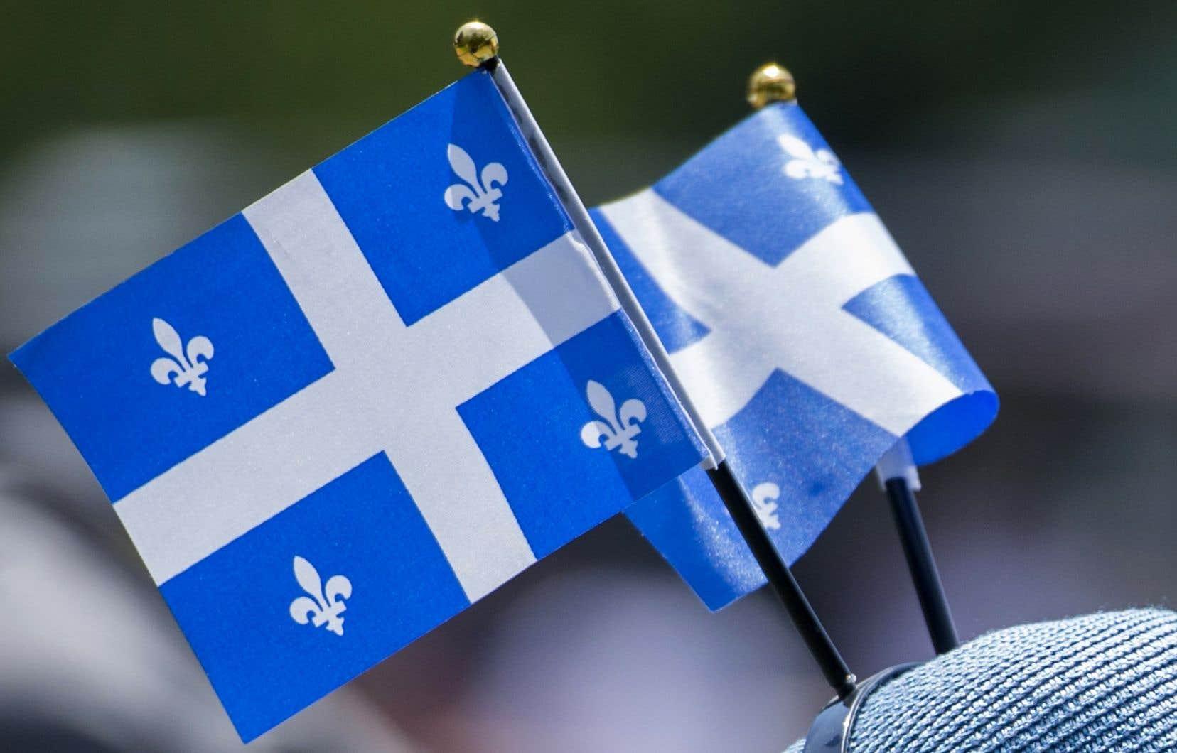 Sous le thème «Vivre le Québec tissé serré», le Grand spectacle de la Fête nationale rassemblera plus de 200 artistes et personnalités.