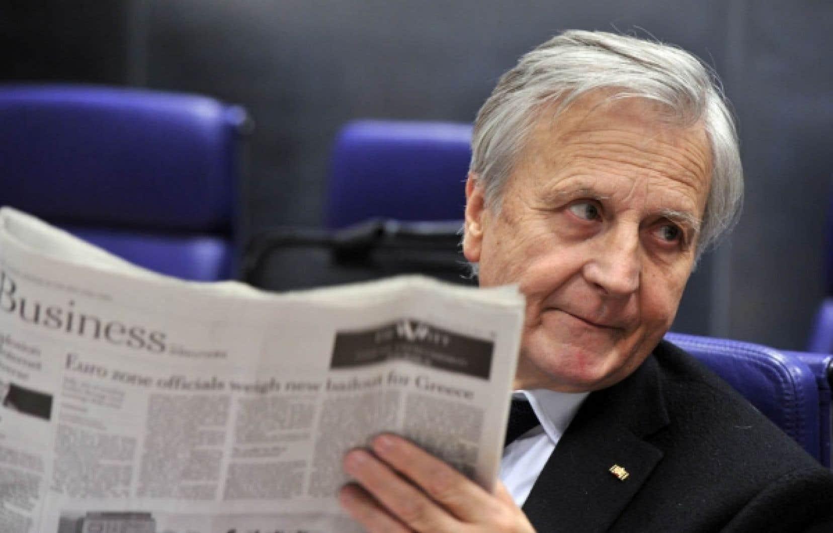 Plusieurs analystes jugent que le patron de la Banque centrale européenne, Jean-Claude Trichet, pourrait se montrer un peu moins pointilleux.<br />