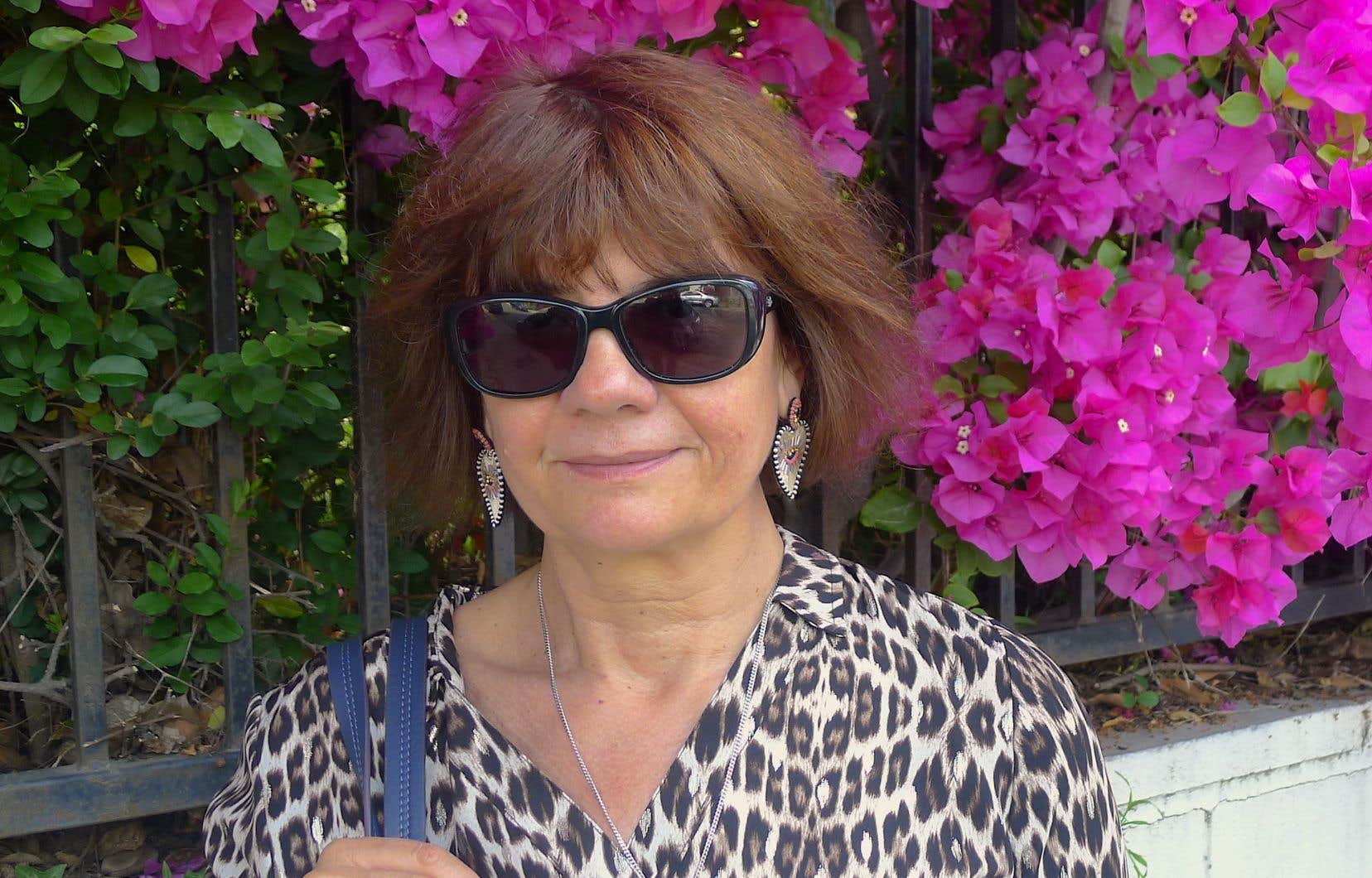 La philosophe Catherine Malabou