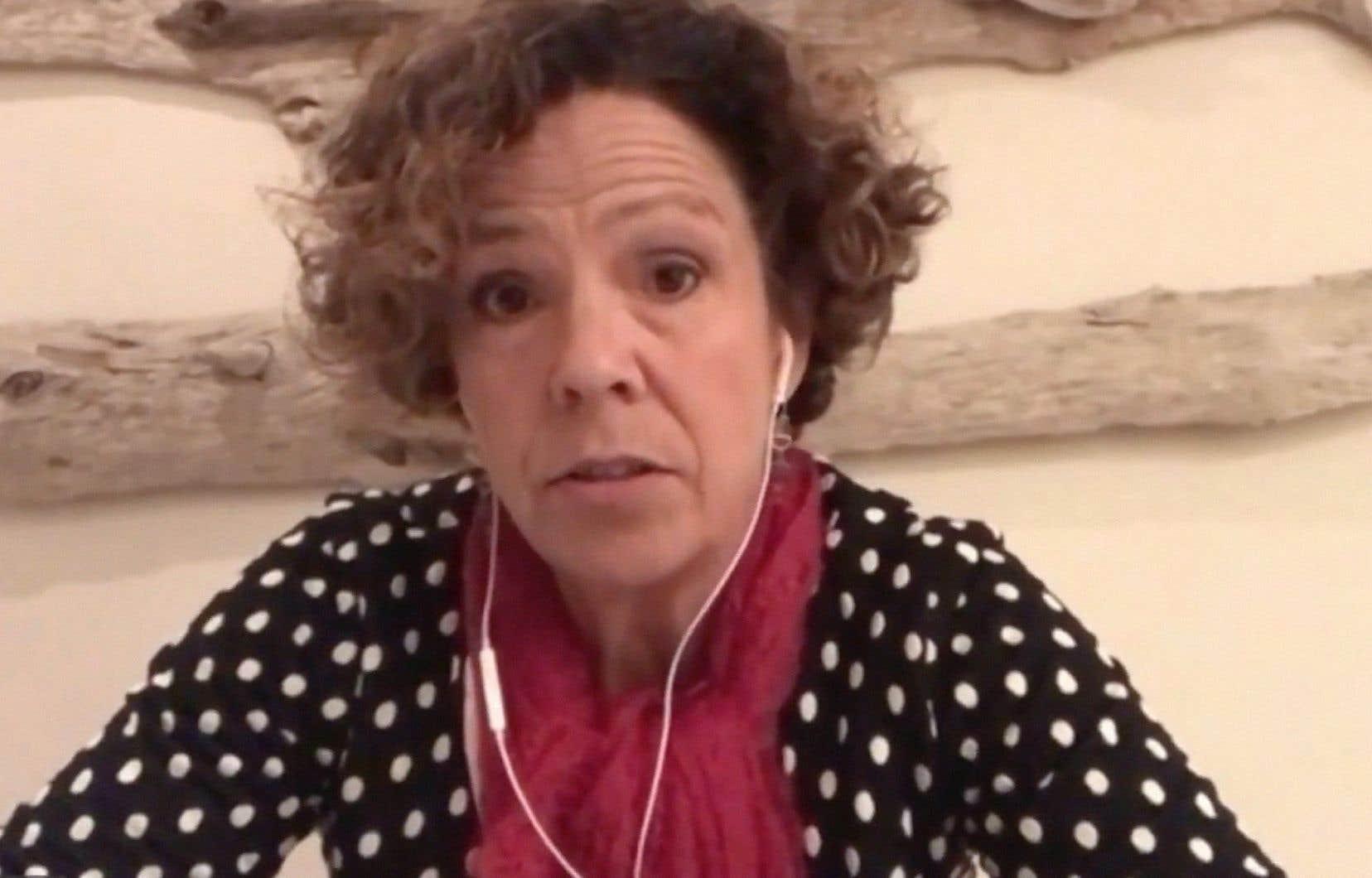 «À tous les résidents, je m'engage à continuer à travailler pour vous», a déclaré Sue Montgomery.