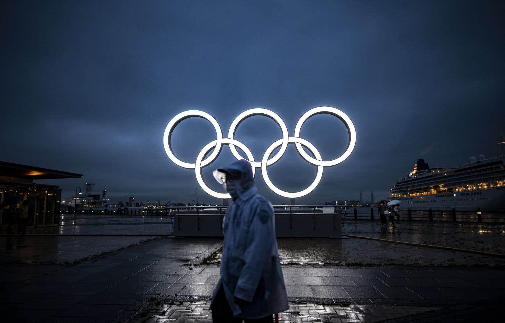 Interdire tous les spectateurs aux Jeux olympiques de Tokyo demeure toujours une option, à seulement trois semaines du début de l'événement.