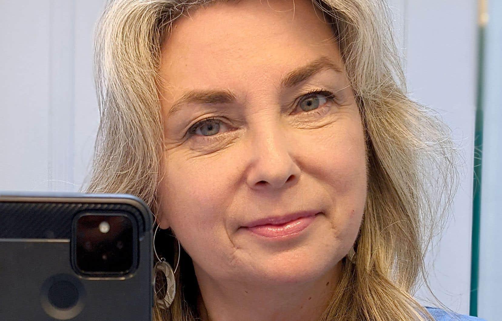 Monika Ille, directrice générale du Réseau de télévision des peuples autochtones du Canada, connu sous le sigle APTN