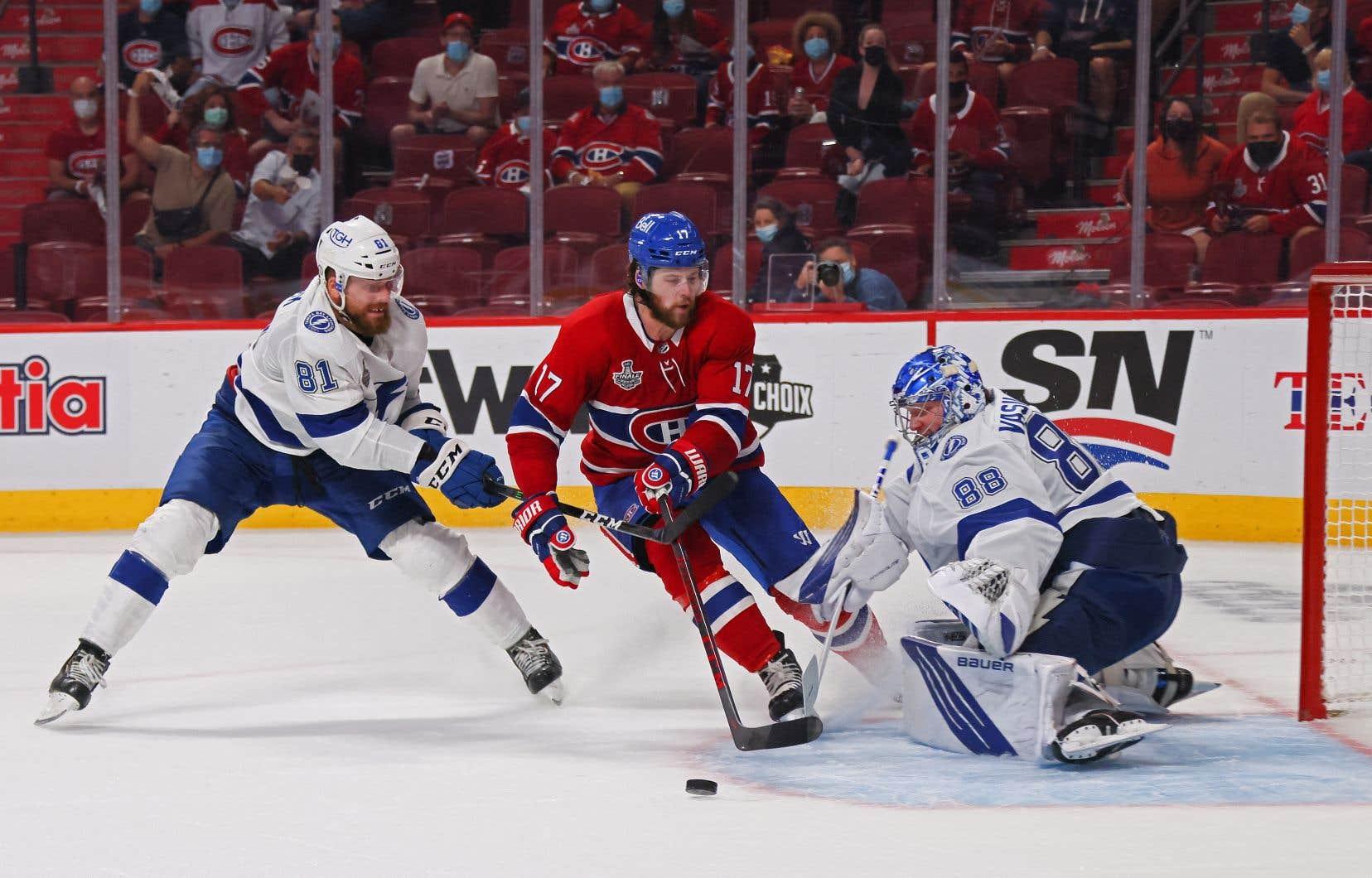 «Le hockey fait partie intégrante de la culture québécoise», écrit l'auteur.