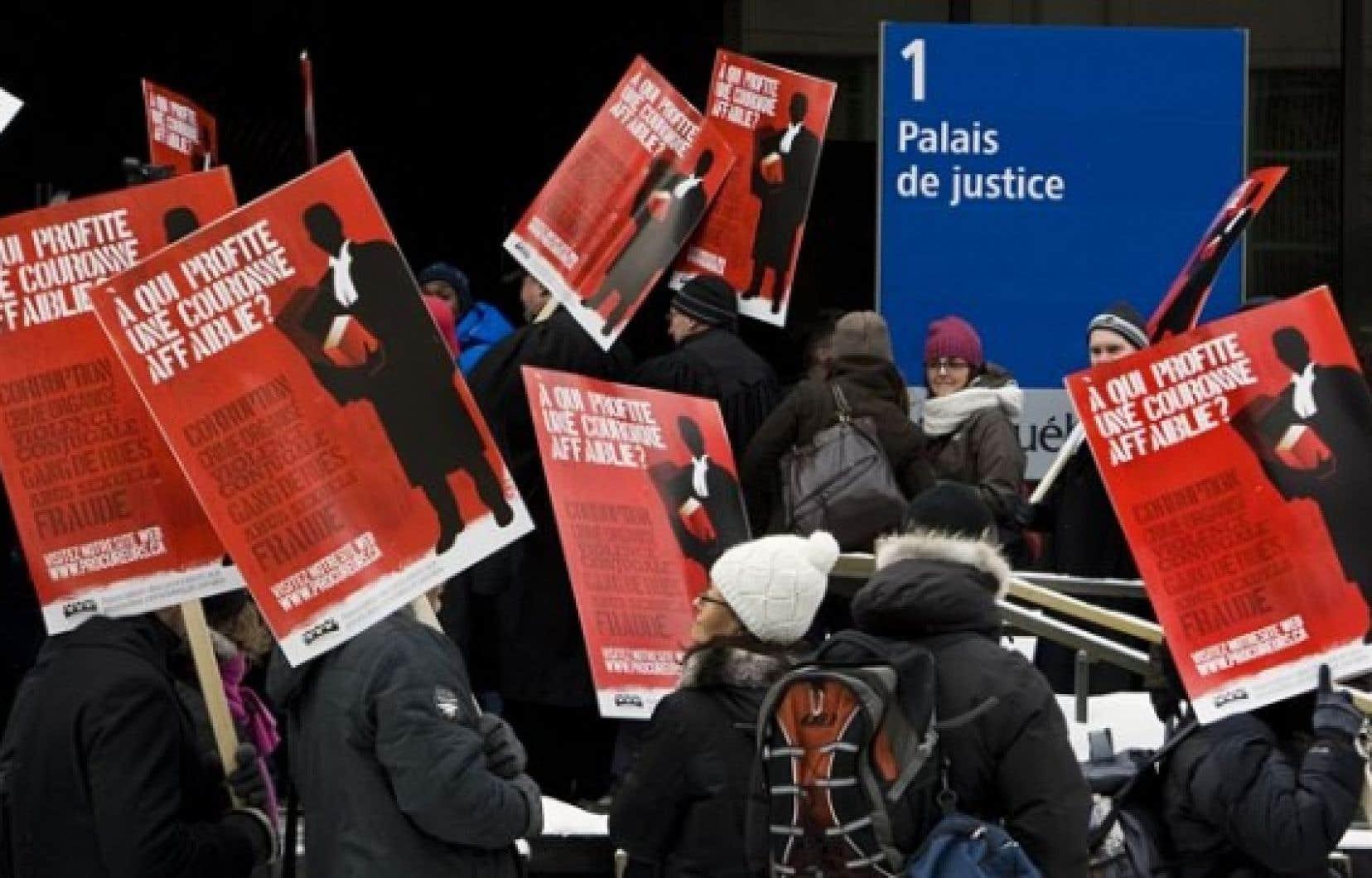 La grève des procureurs et des juristes a pris fin le 22 janvier dernier.
