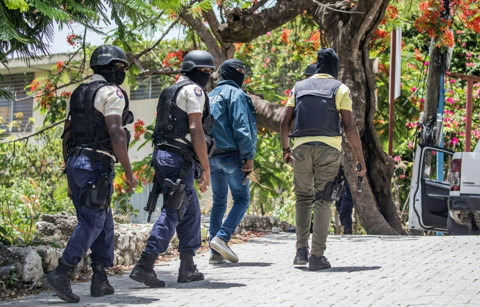 Haïti fait cette requête de crainte que certains sites ne soient sabotés après l'assassinat du président Jovenel Moïse, a indiqué vendredi un ministre.