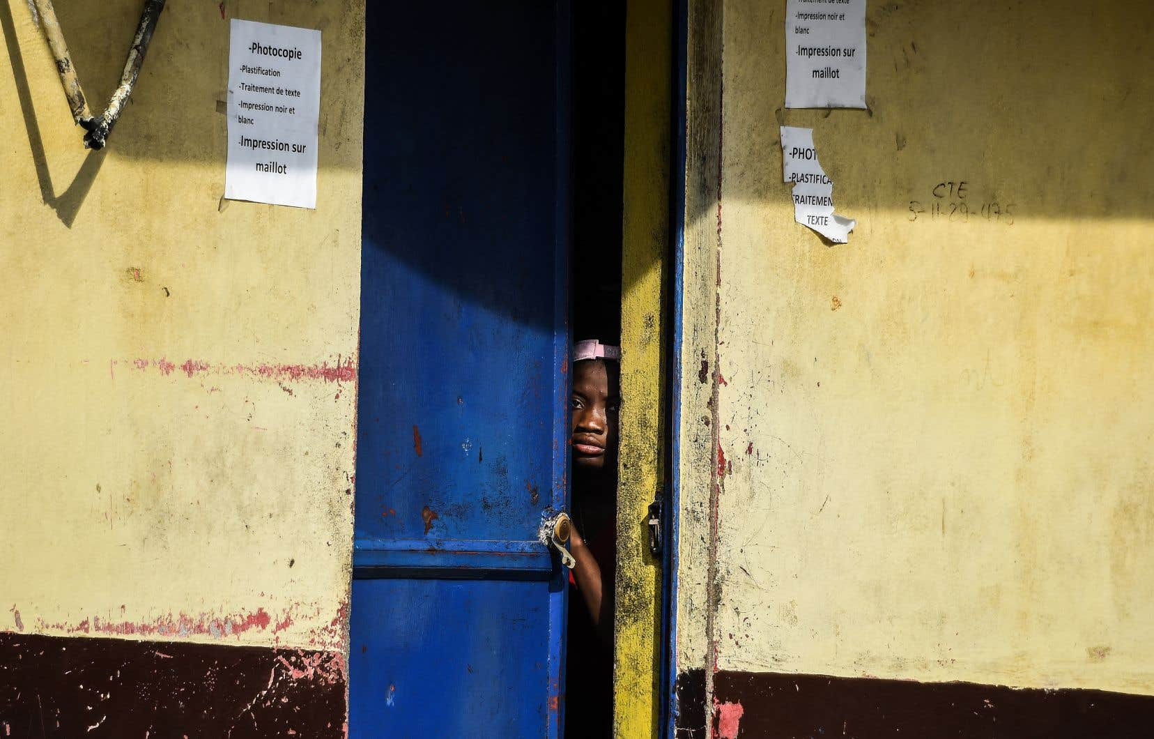 L'évolution de l'insécurité et de la criminalité s'est accompagnée d'une dégradation accélérée de la gouvernance des institutions judiciaire et policière ainsi que d'une détérioration des conditions de vie de la population haïtienne.