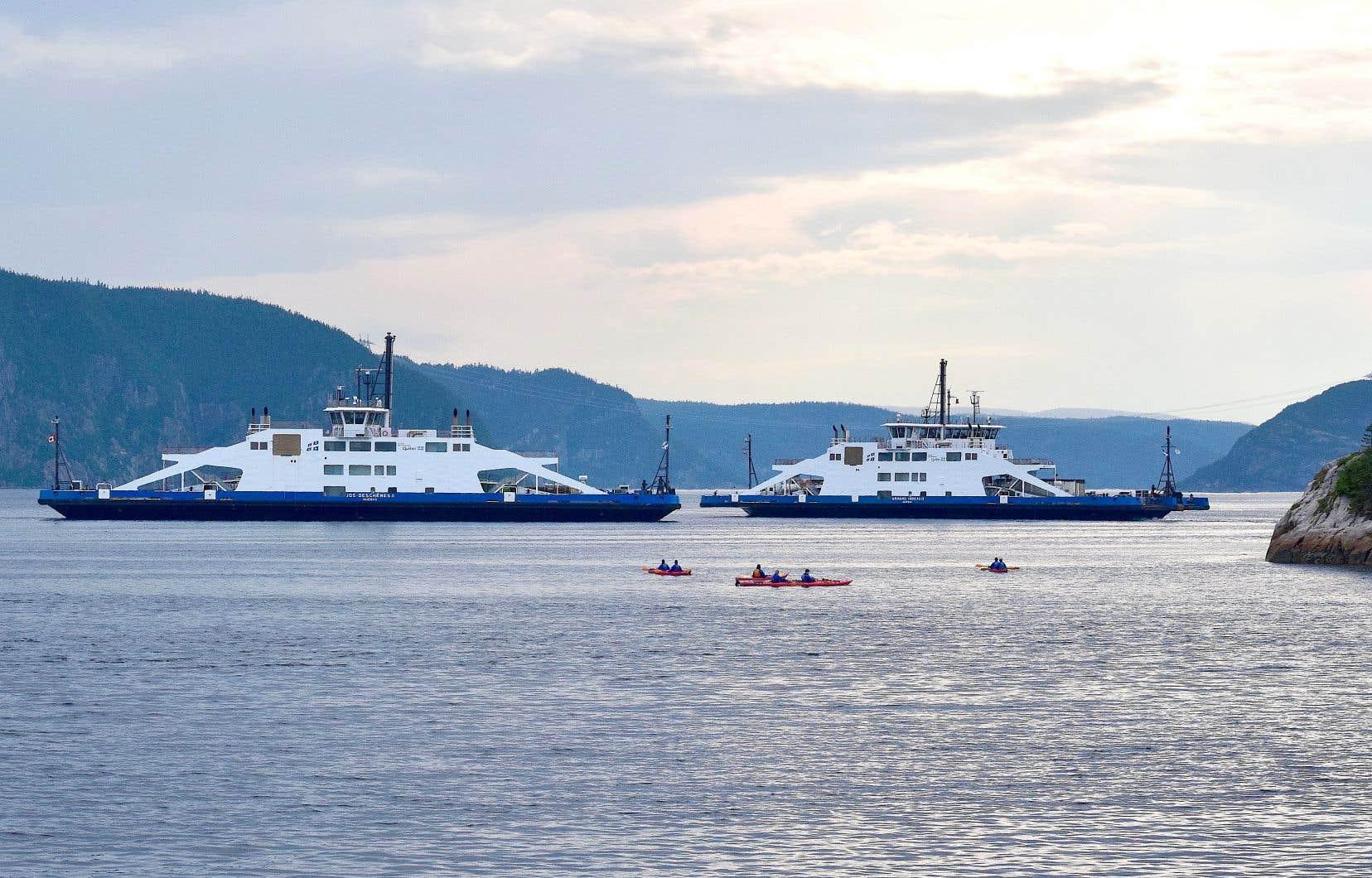 Les méthaniers du projet GNL Québec passeraient par la rivière Saguenay, qui fait partie du territoire traditionnel des Innus.