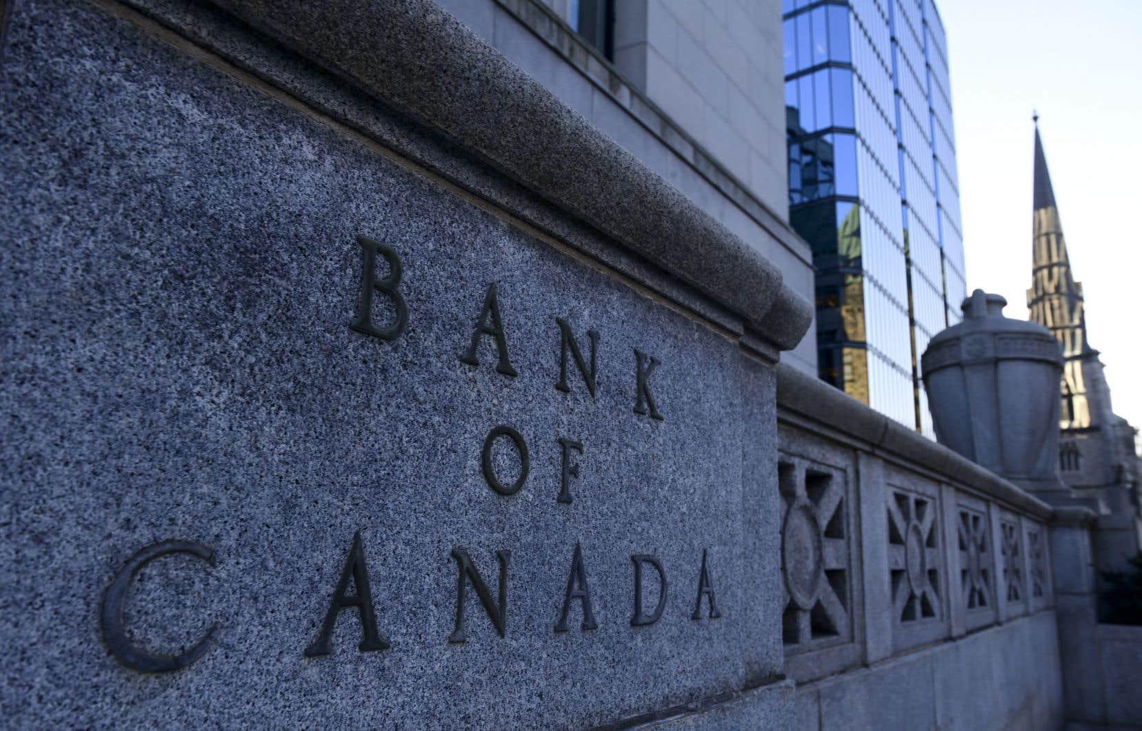 La Banque du Canada s'attend à ce que l'inflation soit supérieure à 3,0% pour le reste de l'année.