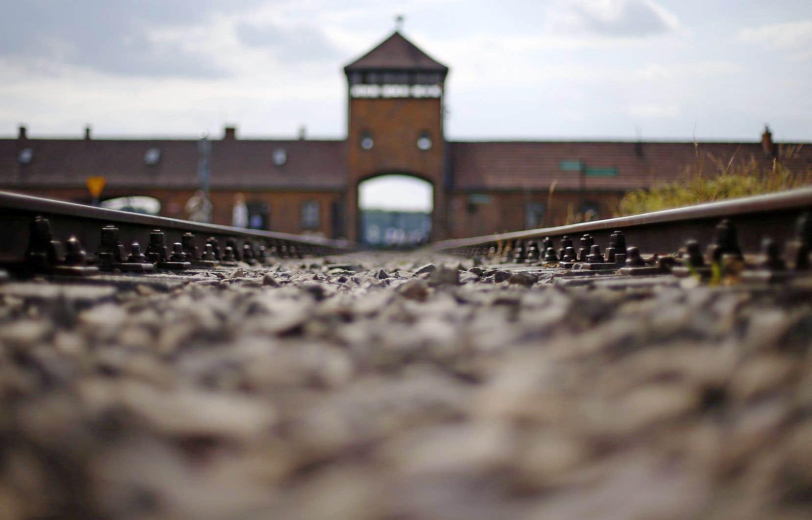 «Il n'y a pas d'Occident s'il n'y a pas la conscience que nous appartenons tous au même destin, que les guerres, les massacres, l'esclavage et les autres turpitudes terrestres relèvent de la nature humaine, ni de Dieu ni de Satan», écrit l'auteur. En photo, l'ancien camp de concentration d'Auschwitz, en Pologne.