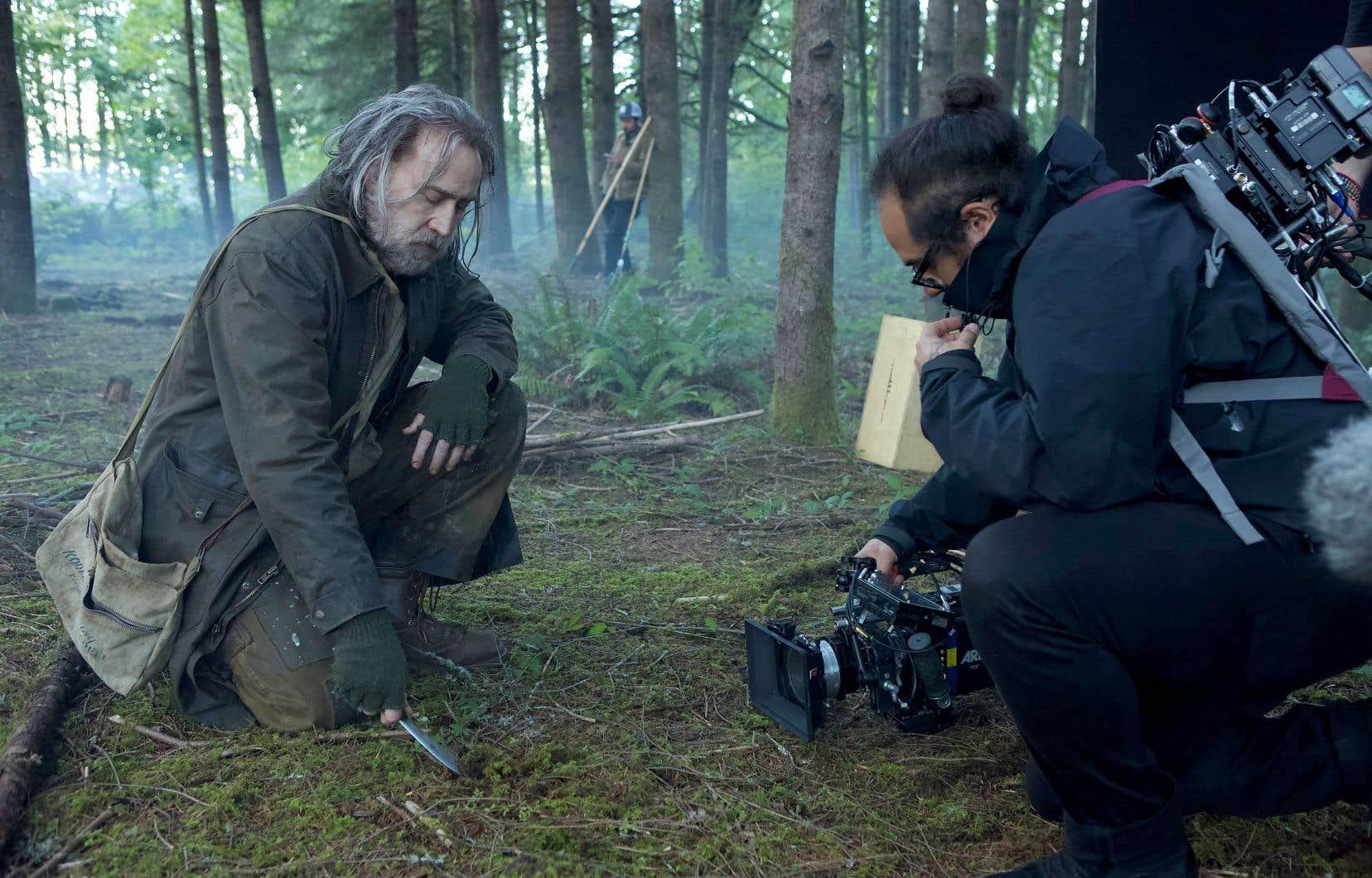 Nicolas Cage dans «Pig»