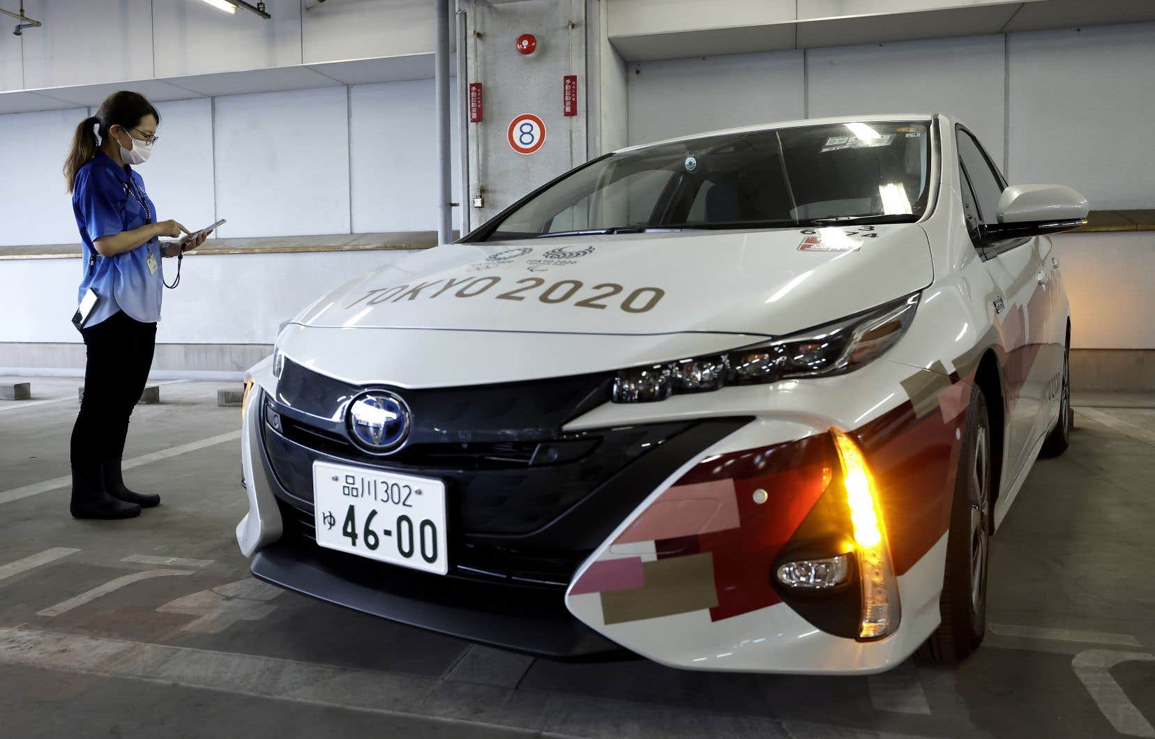 Le groupe a fourni la flotte officielle des véhicules pour les JO de Tokyo, essentiellement des modèles électrifiés. Toyota a aussi conçu les navettes autonomes circulant au sein du Village olympique.
