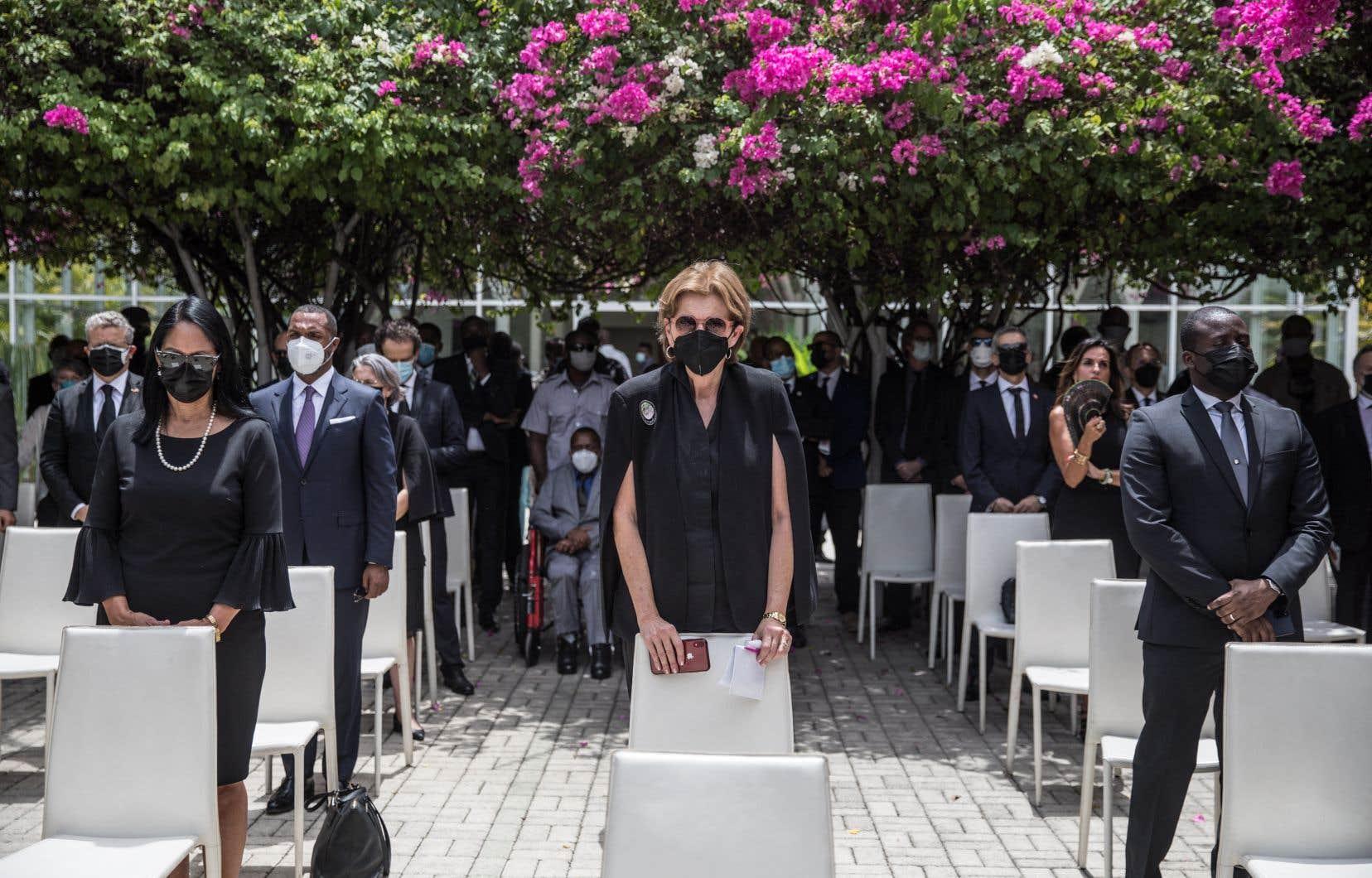 Les Haïtiens ont lancé mardi une série de cérémonies officielles à la mémoire du président Jovenel Moïse, qui a été assassiné chez lui il y a deux semaines.