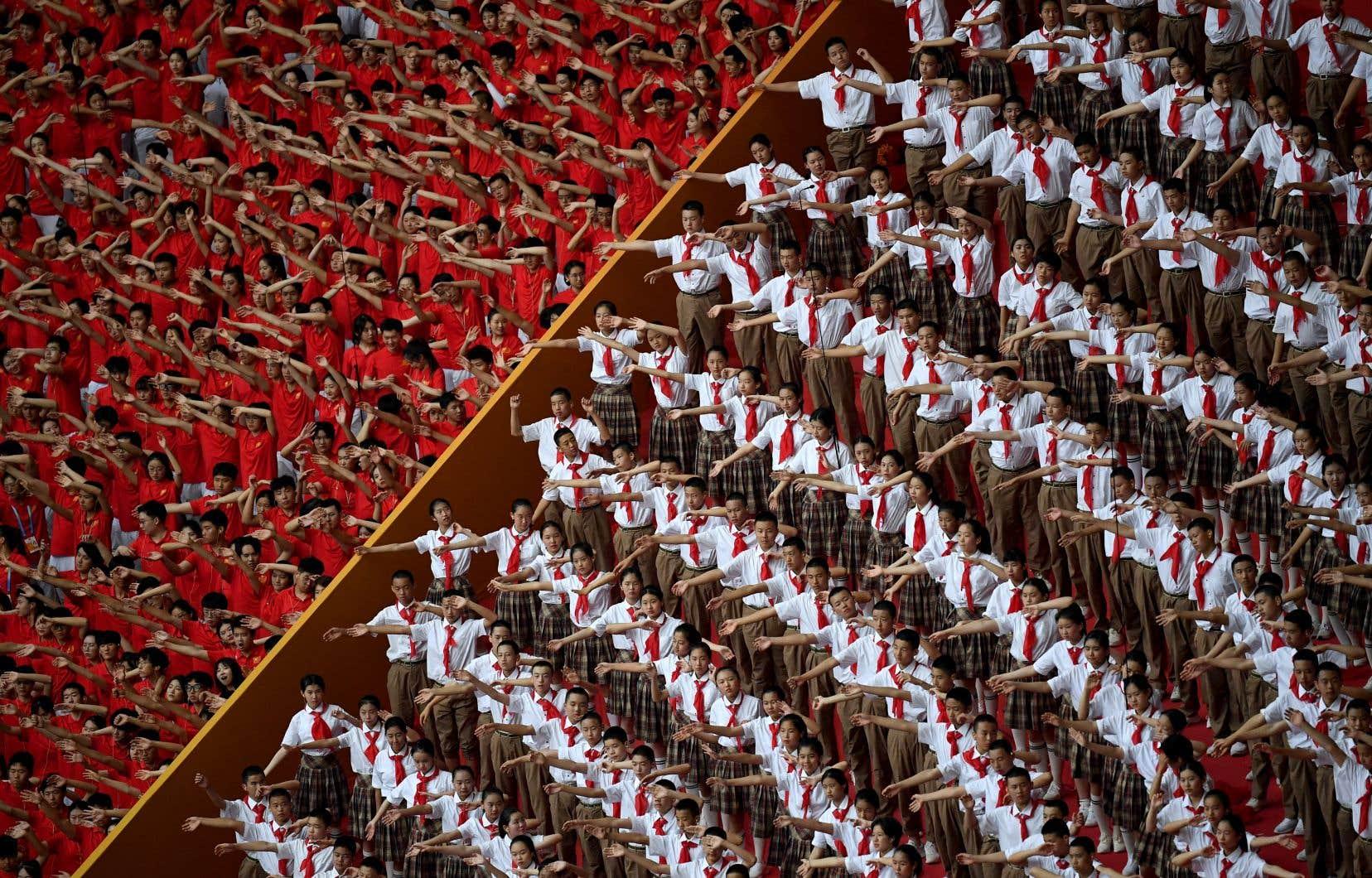 Fondé par une poignée de militants en juillet 1921 dans un Shanghai encore divisé en  concessions étrangères, le PCC dirige sans partage la Chine.