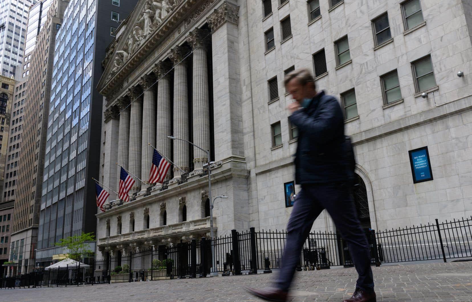 Les marchés de Wall Street ont été secoués plus tôt cette semaine, mais ont repris du poil de la bête.