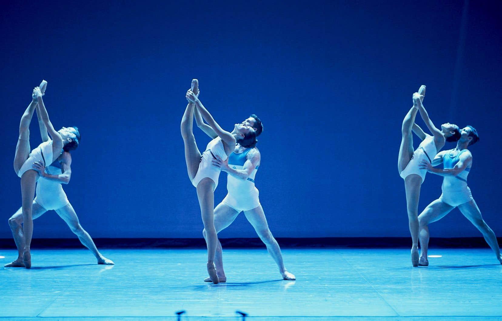 Les Grands Ballets canadiens en spectacle