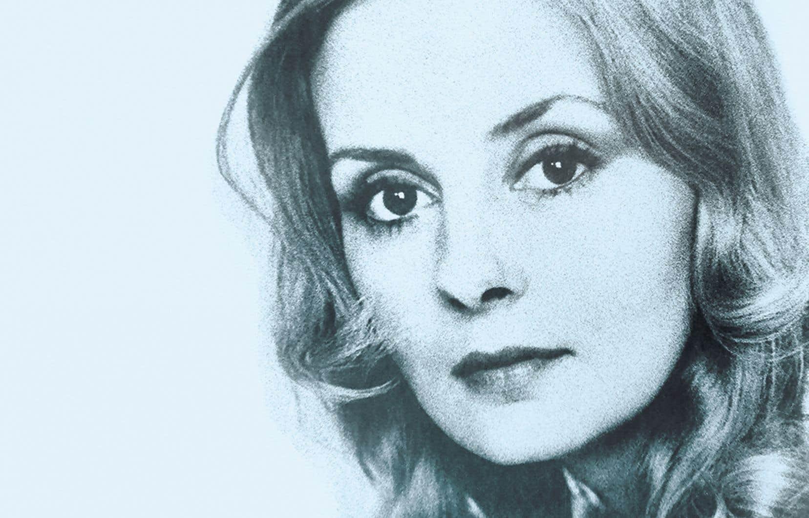 Michèle Lalondes'est particulièrement fait connaître pour son poème engagé «Speak White», écrit en 1968.