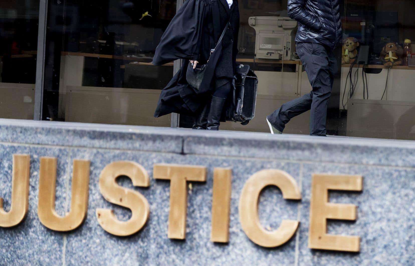 «Si les victimes ont peur de recourir au système de justice, les agresseurs ne seront pas condamnés», écrit l'autrice.